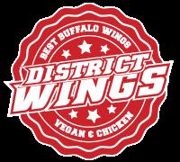 District Wings Logo