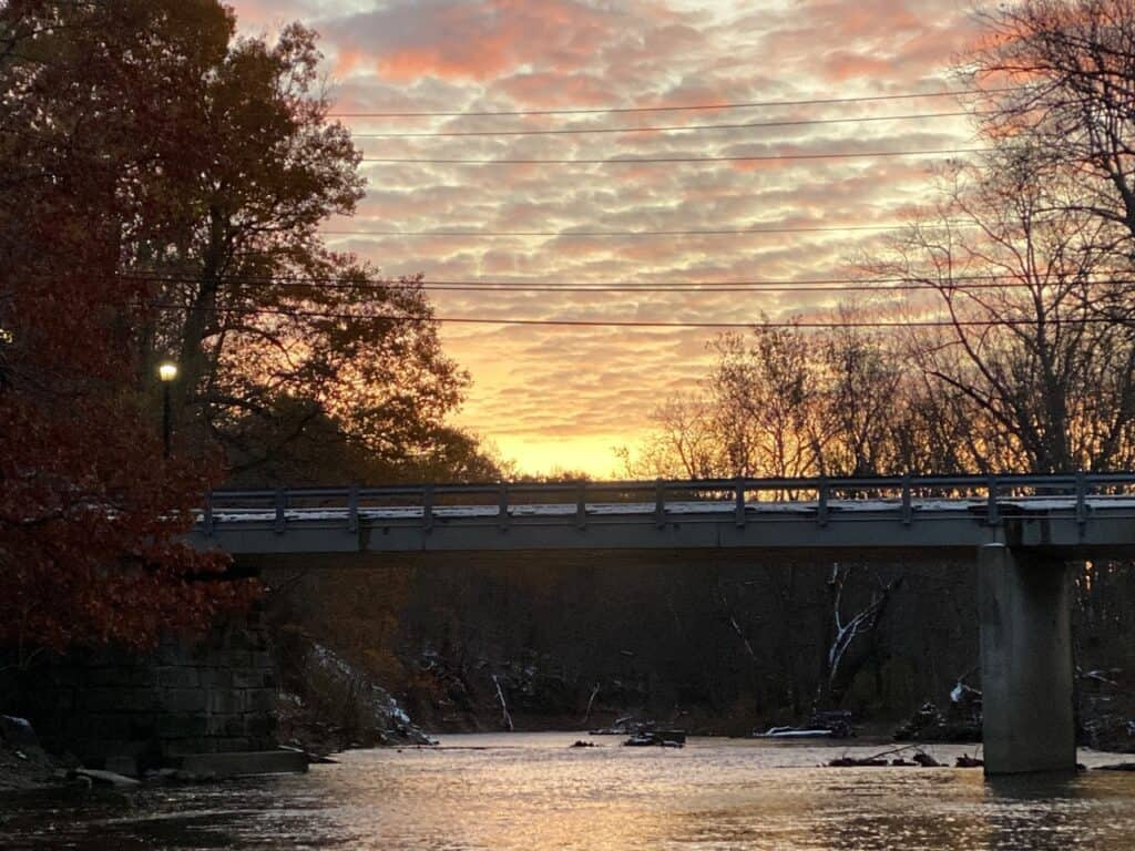 Fly Fishing Overpasses In Ohio