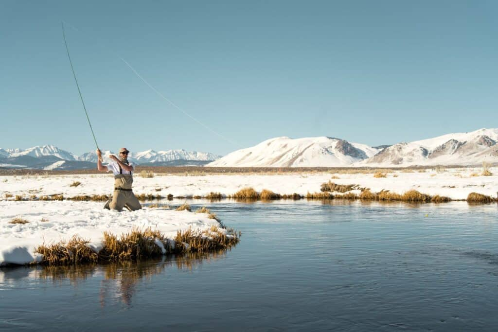 What To Wear When Fly Fishing In The Winter
