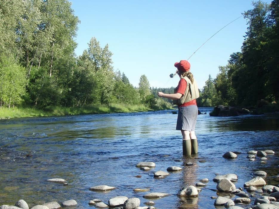 What To Wear When Fly Fishing In The Summer