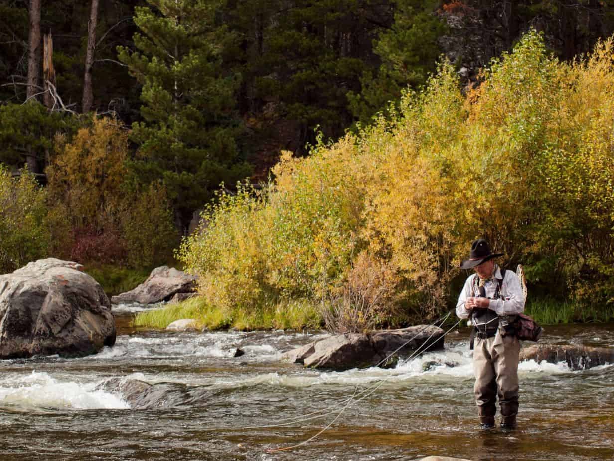 Best Trout Fishing In Maine