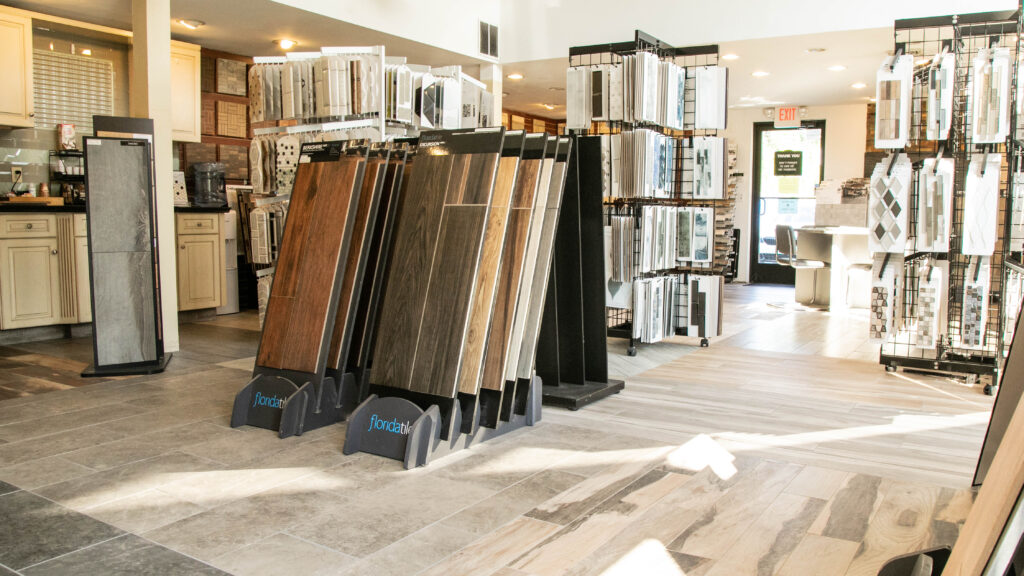 Tile Show Rooms in NJ