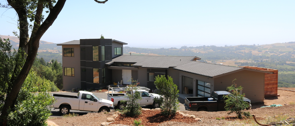 Rebuilding Homes After The Santa Rosa Wildfire