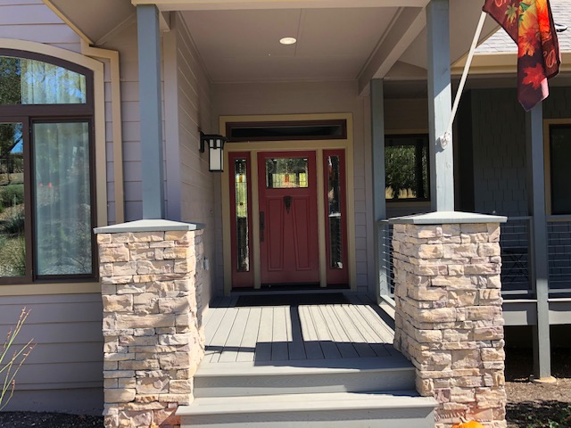 """santa rosa home improvements pasquini engineering 4 - """"Home On The Ridge"""" Home Rebuild And Design - projects"""