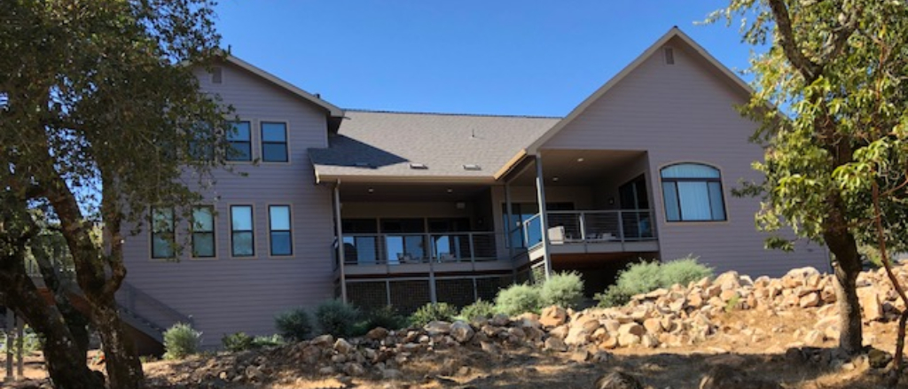"""Home On The Ridge"" Home Rebuild And Design"