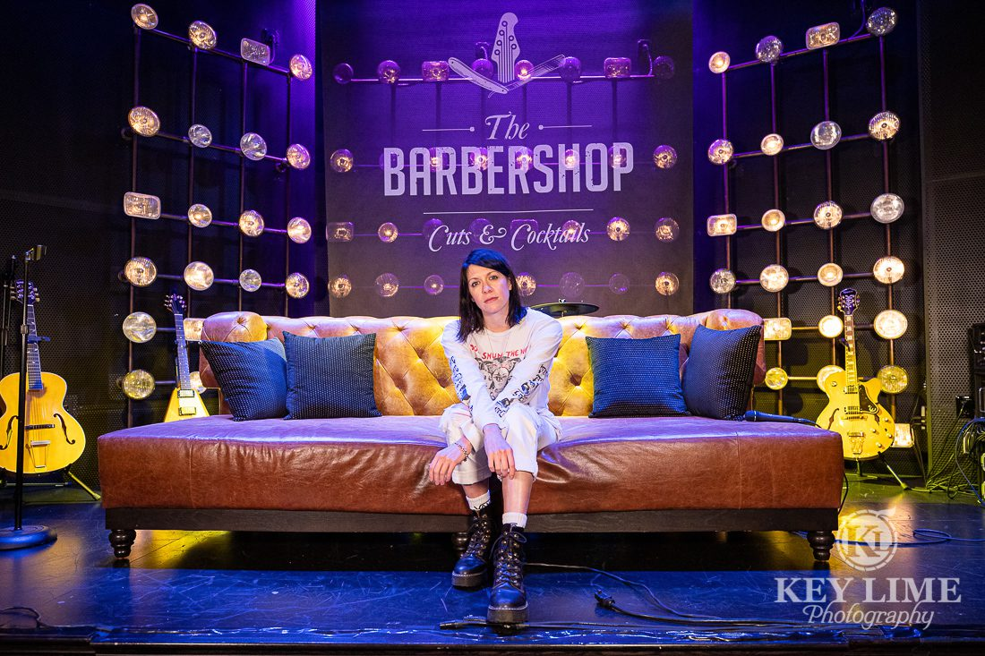 K.flay interview session. OBC photography by Key Lime Photography