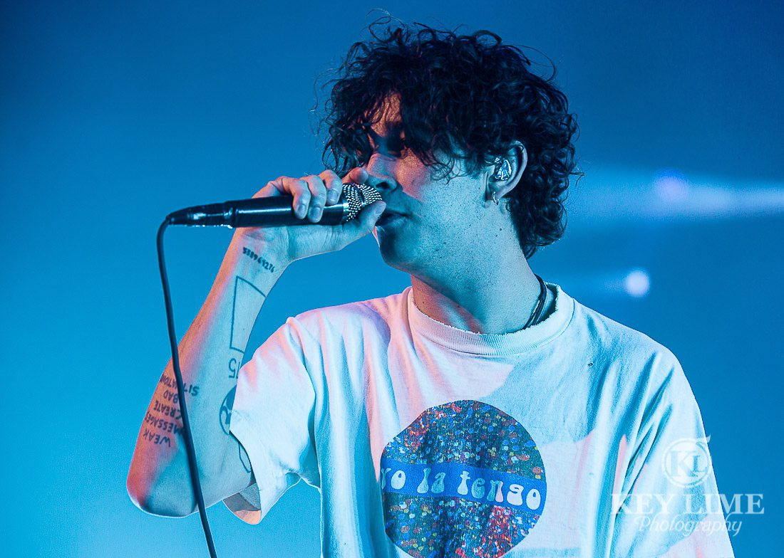 Best of 2019, The 1975 headline at Holiday Havoc in Las Vegas, Matthew Healy - Key Lime Photography
