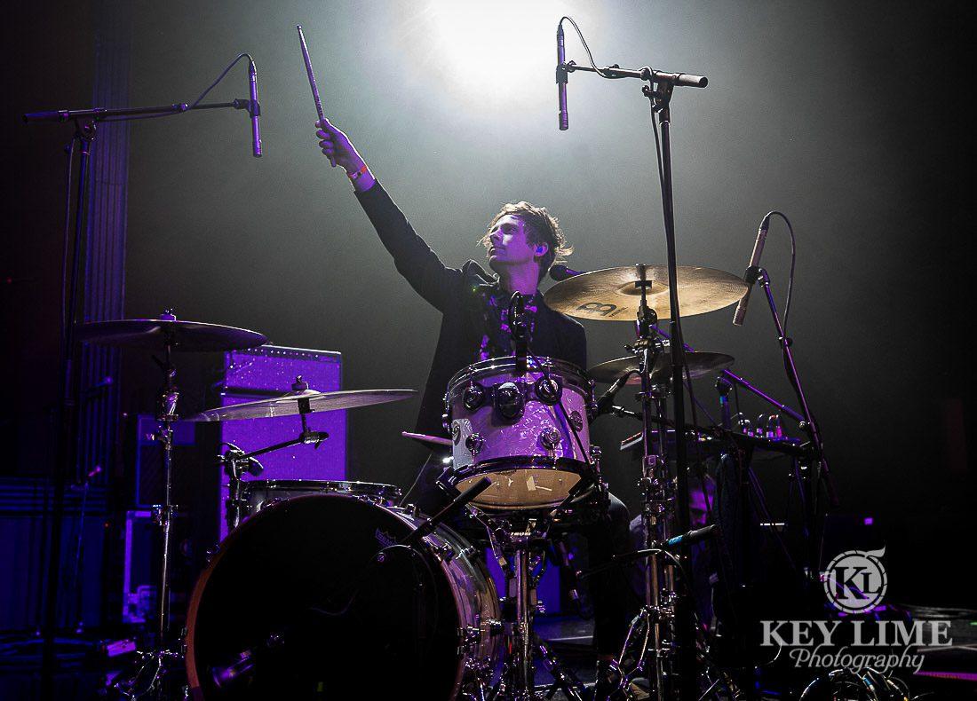 Regal drummer - IDKHow - Holiday Concert Photographer