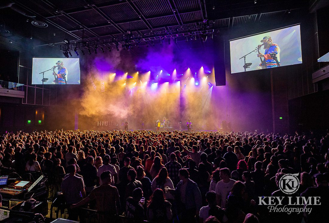 Holiday Havoc concert in Las Vegas - Key Lime Photography
