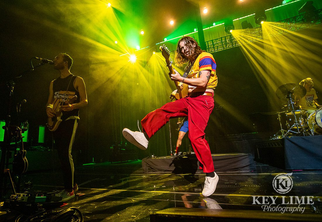 Judah and the Lion play Holiday Havoc in Las Vegas - Key Lime Photo