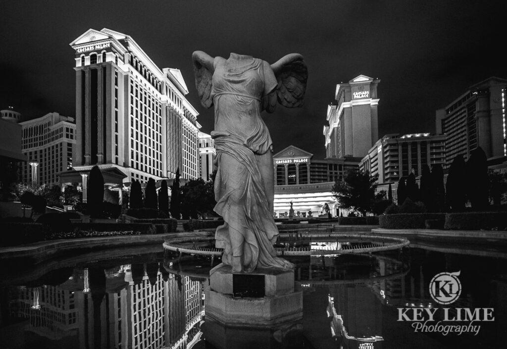 The rona causing an apocalyptic Vegas