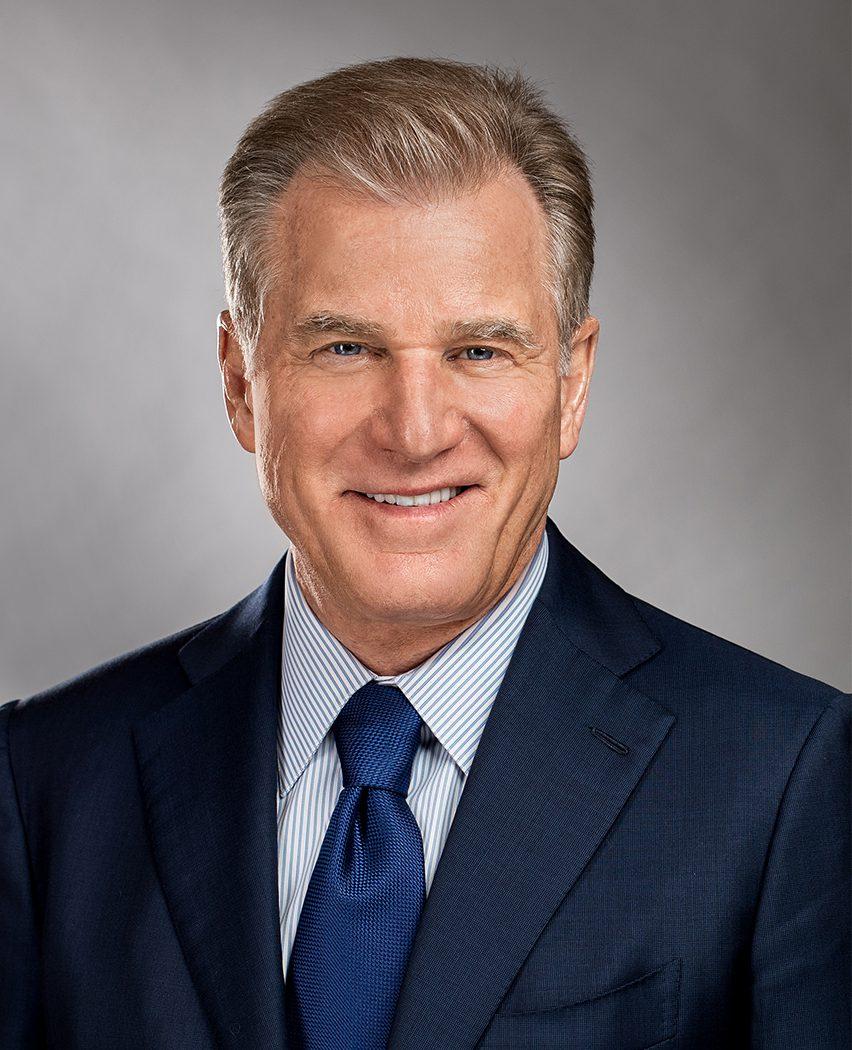 Headshot photographer image - confident, attractive, businessman