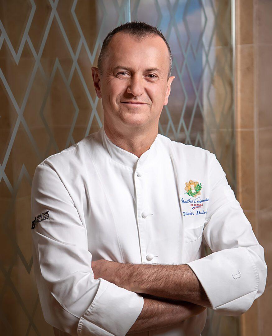 Headshot photographer image - confident chef