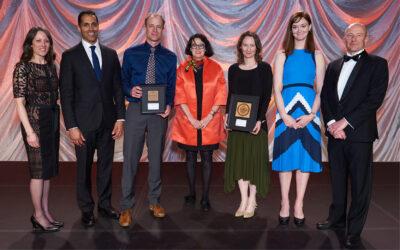 2019 Lieutenant Governor's Award