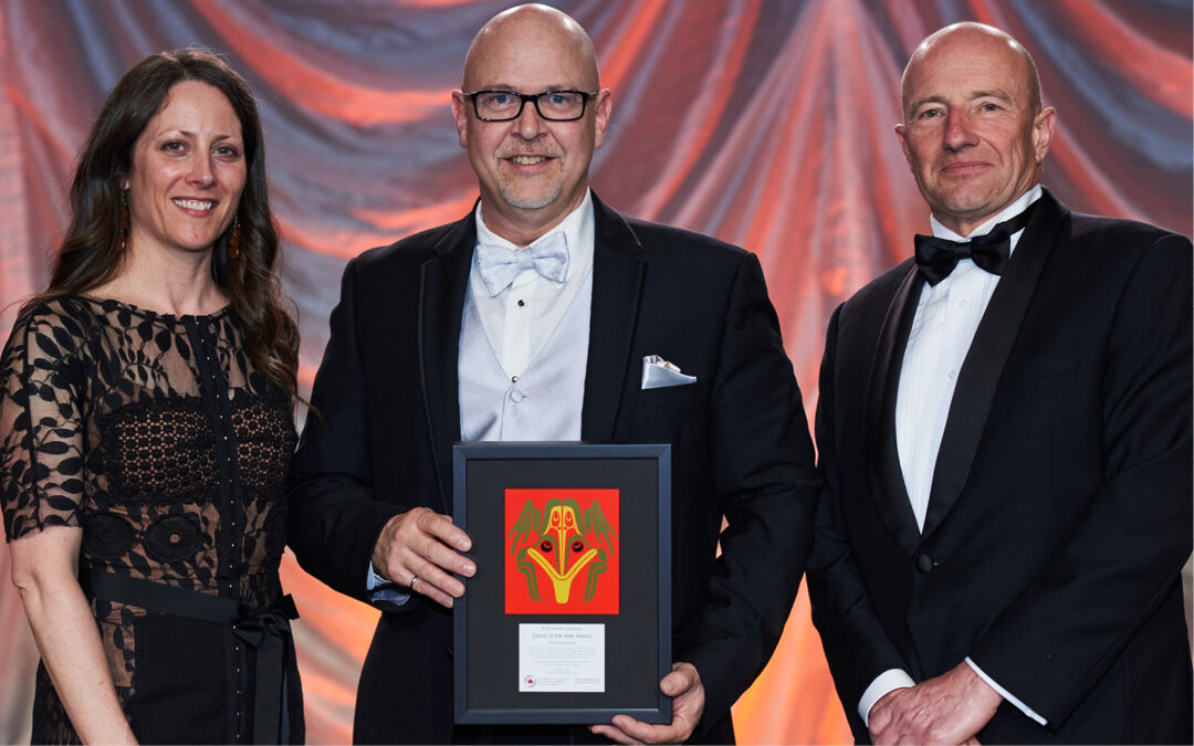 2019 Client of the Year Award Winner