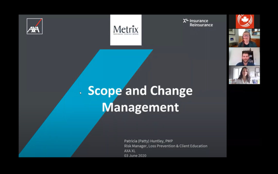 Scope and Change Management