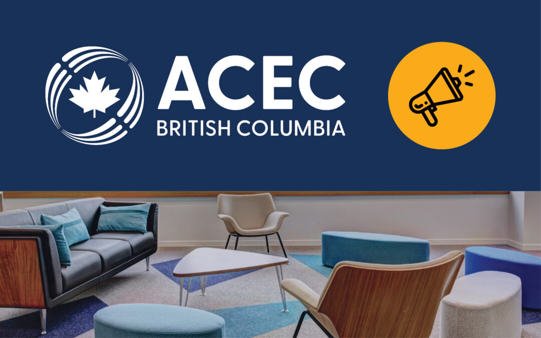 ACEC-BC joins BC COVID-19 Cabinet