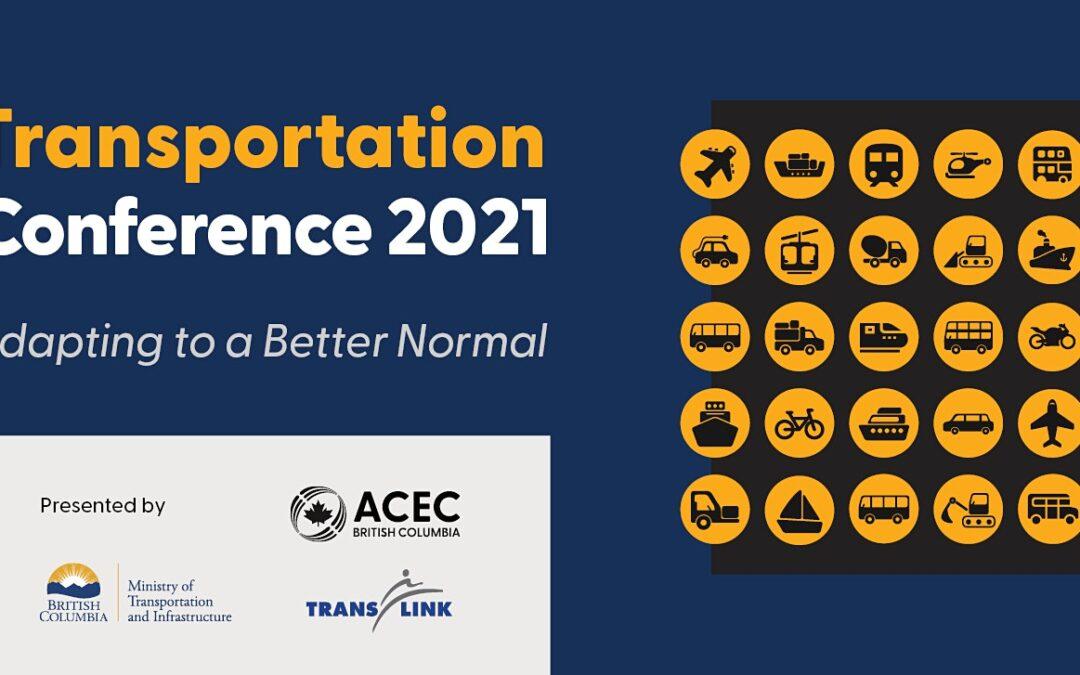 Transportation Conference 2021