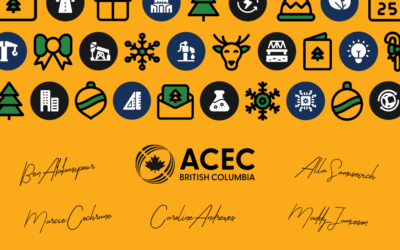 Happy Holidays from ACEC-BC