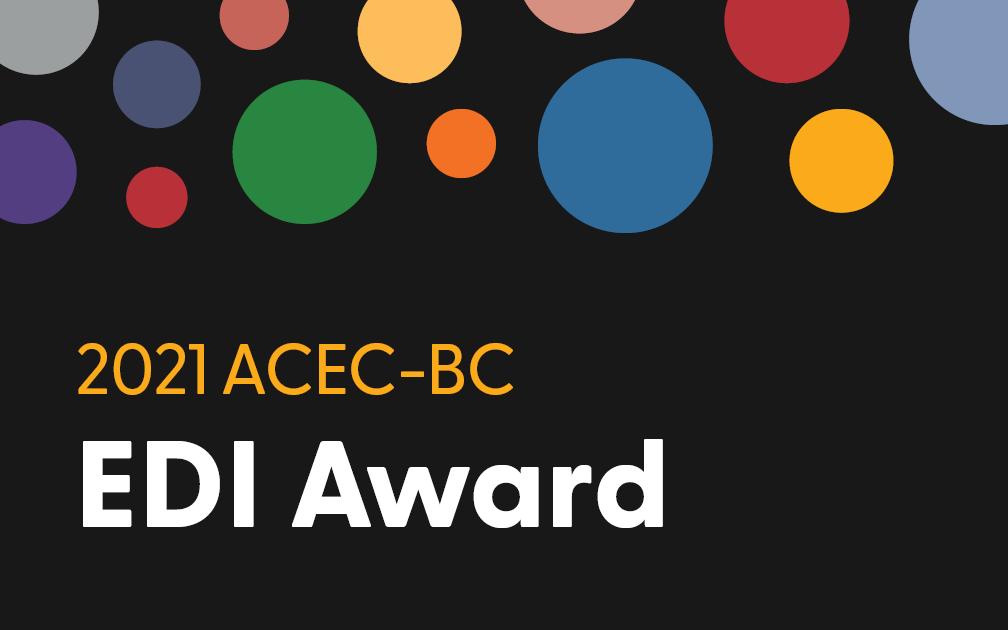2021 EDI Award – now accepting entries!