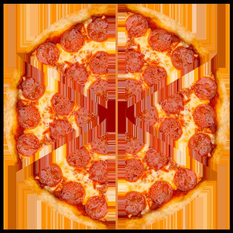 Prep's Pizza Pepperoni Slices