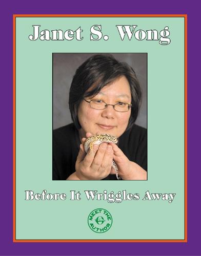 A Meet the Author book (author studies)
