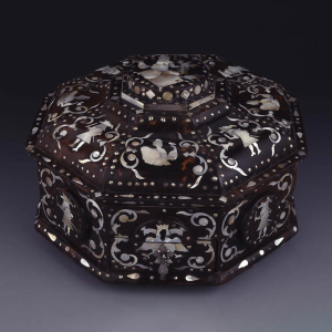 Caja octagonal