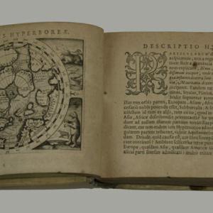 Tabularum Geographicarum (Tablas geográficas)