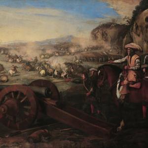 Escena de batalla