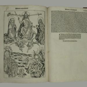 Cronicarum per viam epithomatis breviarij compilati opus