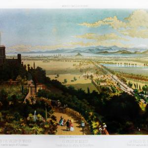 México y sus alrededores, colección de vistas, trajes y monumentos