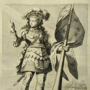 La Galerie des Femmes Fortes (La Galería de las Mujeres Fuertes)