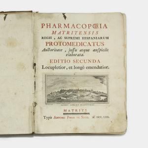 Pharmacopoedia Matritensis