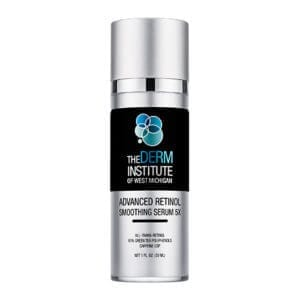 The Derm Institute Advanced Retinol Smoothing Serum 5X