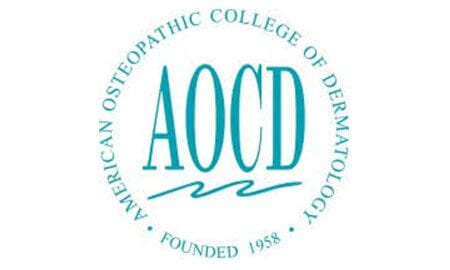 American Osteopathic College Of Dermatology logo
