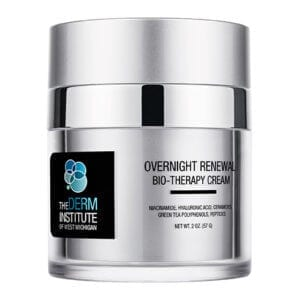The Derm Institute Overnight Renewal bio-therapy cream