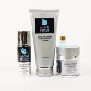 The Derm Institute Wrinkle Busting Kit