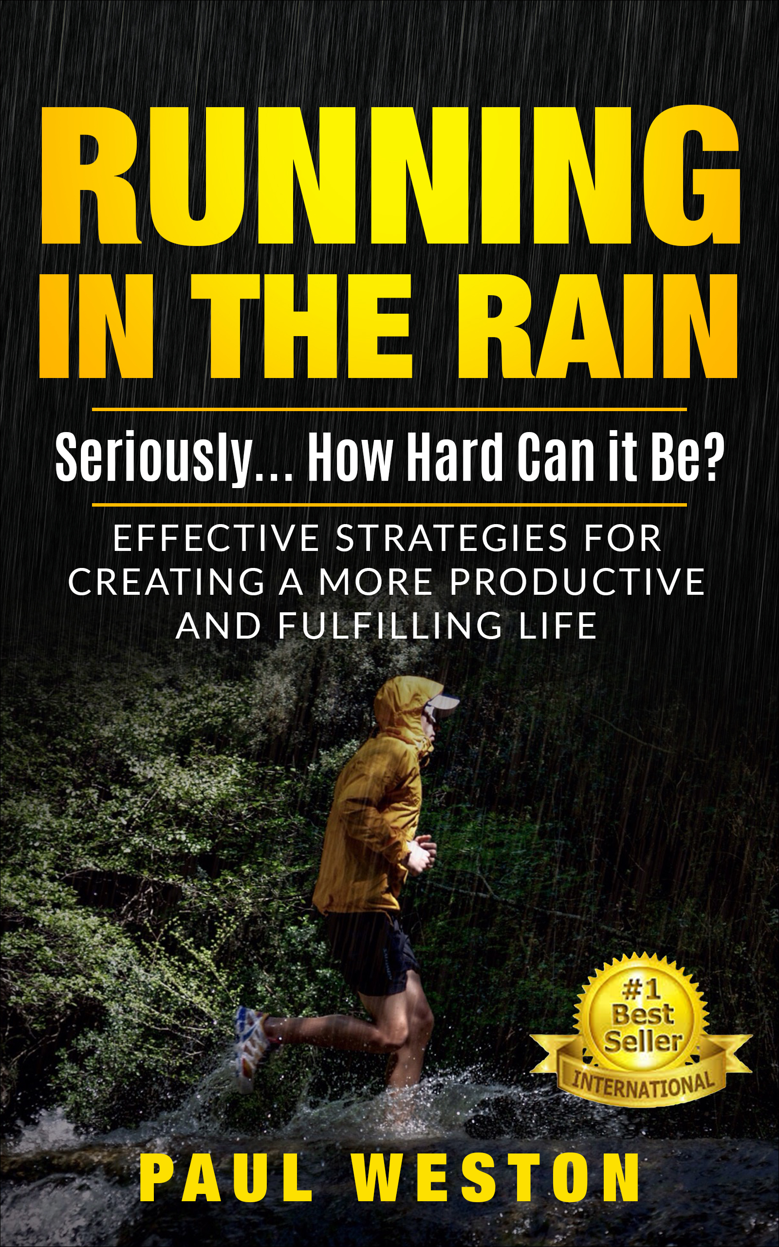 Running In The Rain book cover