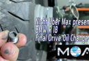 Videos on the R 18 – transmission & final drive service