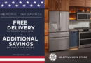 Memorial Day Savings on GE Home Appliances