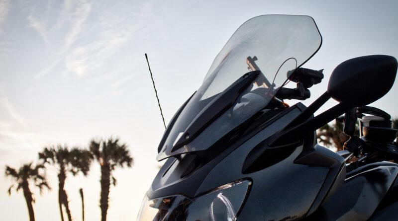 Klock Werks K 1600 windscreen