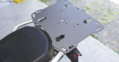 Back Road Equipment Slider Rack