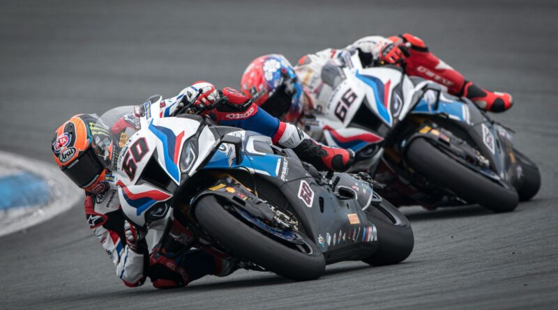 Disappointing weekend for BMW at Assen