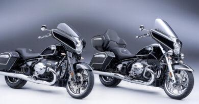 BMW Motorrad announces R 18 Transcontinental, Bagger