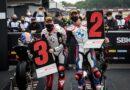 BMW WSBK team earns three podium finishes at Donington on M 1000 RR