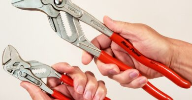 Squeeze, don't tear: the Knipex Pliers Wrench