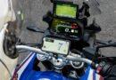 Quad Lock smartphone motorcycle mount