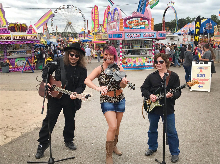 Hickory Fair Renee Riddle & The Ramblers