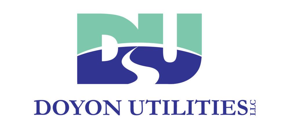 Logo for Doyon Utilities
