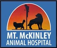 Mt. McKinley Animal Hospital logo